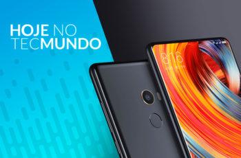 Xiaomi Mi Mix 2 é anunciado oficialmente – Hoje no TecMundo