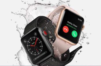 Anúncio do Apple Watch Series 3 fez valor da Swatch diminuir US$ 1 bilhão