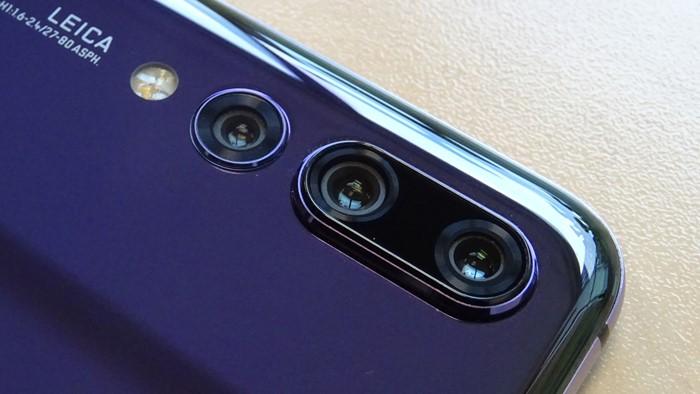 Melhores câmeras smartphones