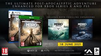 Metro Exodus: Complete Edition chega em junho para PS5 e Xbox Series